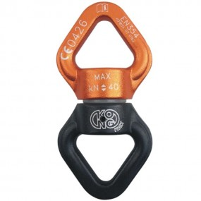 Karabiner vrtilni DANCER Swivel