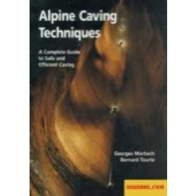Knjiga ALPINE CAVING TECHNIQUES